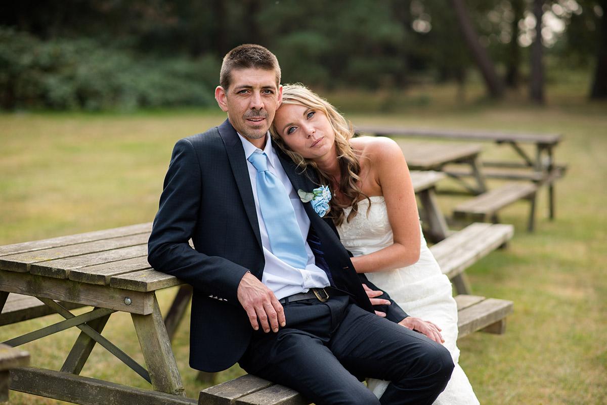 Julie & Duke - Wedding photography Ringwood