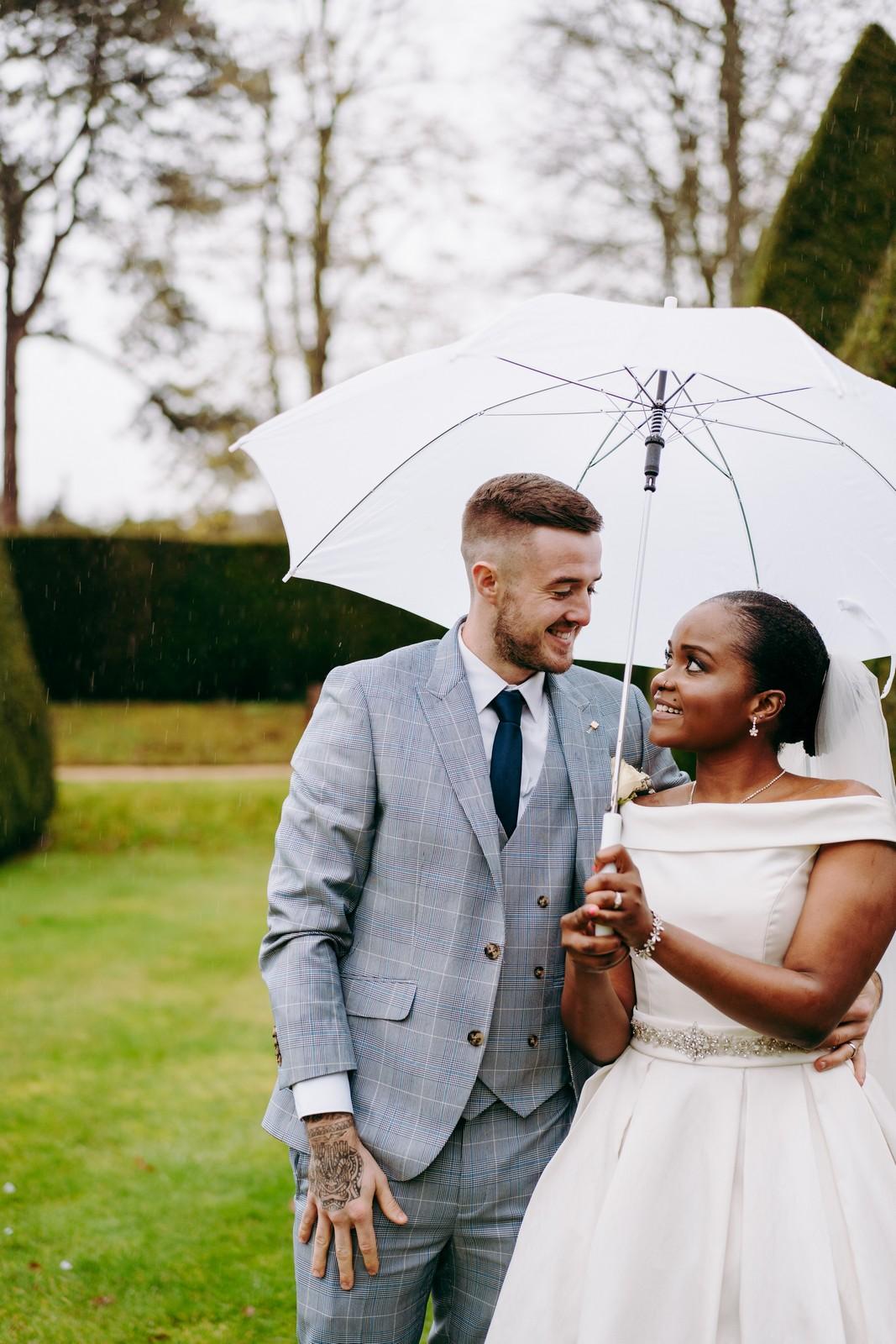 2020 Micro wedding at Athelhampton House