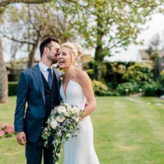 Wedding photographer at The Pennsylvania Castle Portland Dorset